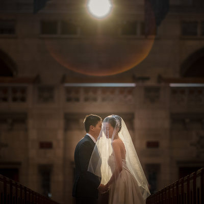 New York Library Wedding