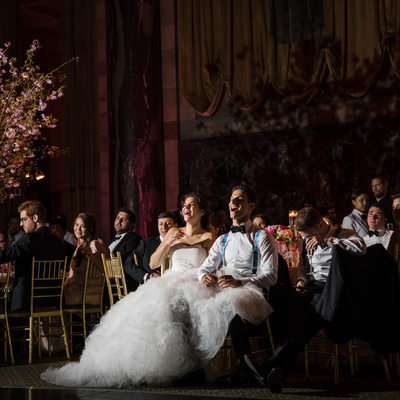 Photos Cipriani 42nd Street Wedding