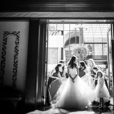Cipriani 42nd Street Wedding Photos