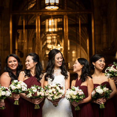 Cipriani 42nd Street Wedding Photography
