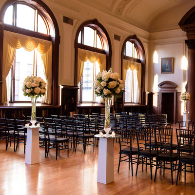 Mutter Museum Wedding Photographer