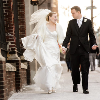 Mutter Museum Philly Wedding Photos
