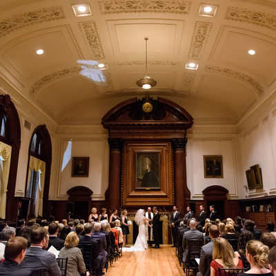 Mutter Museum Wedding Photography