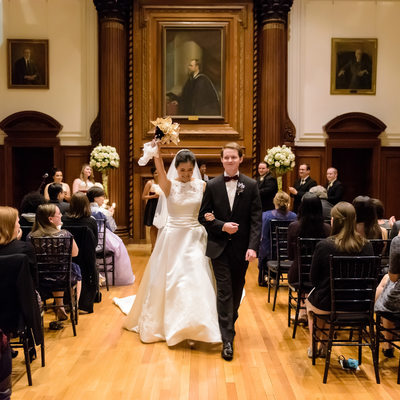 Wedding Photographer Mutter Museum