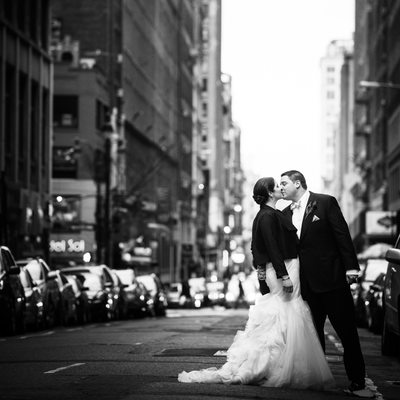Gotham Hall Wedding Photographers