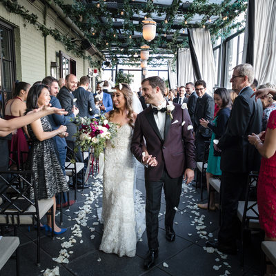 Gramercy Park Hotel Wedding The Knot