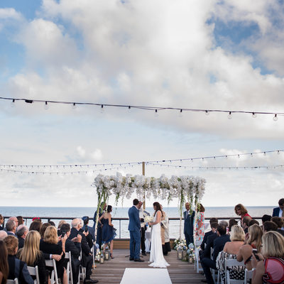 Gurney's Montauk Wedding