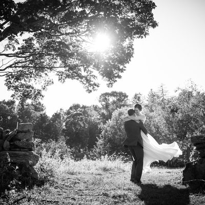 Wedding Photographer the Hickories