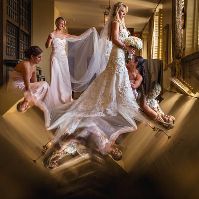 Arts Ballroom Wedding Photographers