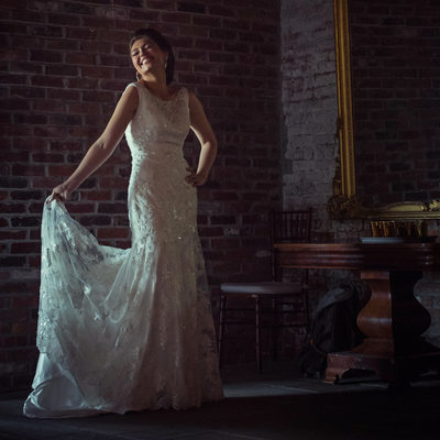 Liberty Warehouse weddings