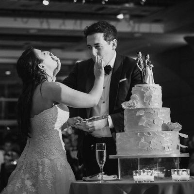 Chelsea Piers Wedding Manhattan