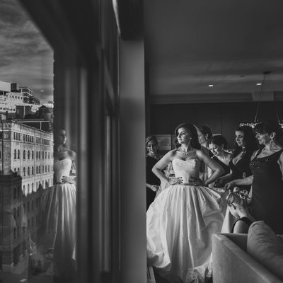Wedding Photography at Chelsea Piers in New York