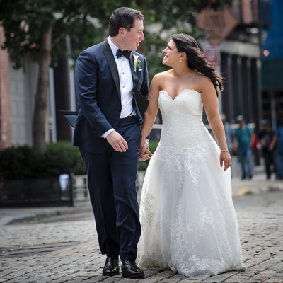 Lighthouse at Chelsea Piers Wedding Photographs