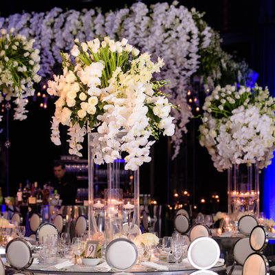 Mandarin Oriental New York Wedding Photos