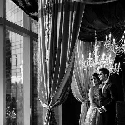 Photographers Mandarin Oriental NYC Wedding