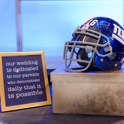 Photographer MetLife Stadium Wedding