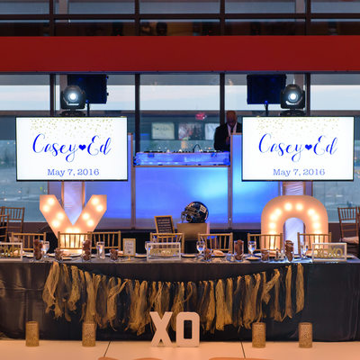 Photography MetLife Stadium Wedding