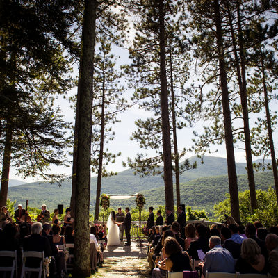 Onteora Mountain House Wedding Wire