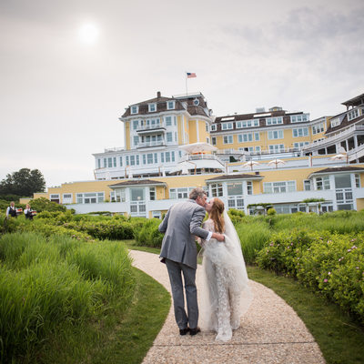 Ocean House Rhode Island Wedding Photography