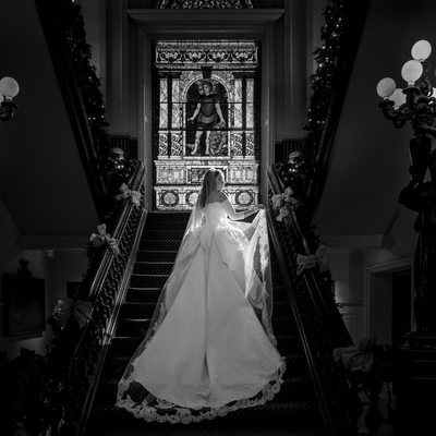 Union League Philly Wedding Photographer