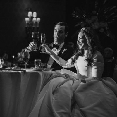 Union League Philadelphia Wedding Instagram