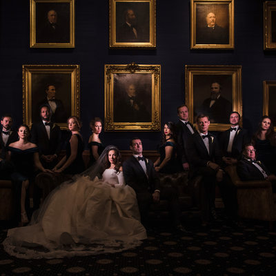 Union League Philly Wedding Photographers