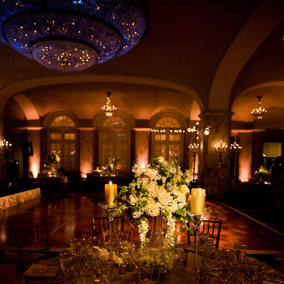 Ritz Carlton Philadelphia Wedding Menu