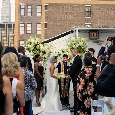 Studio 450 Wedding Rooftop