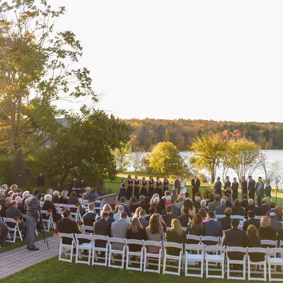 Lake House Inn Perkasie Wedding Photography