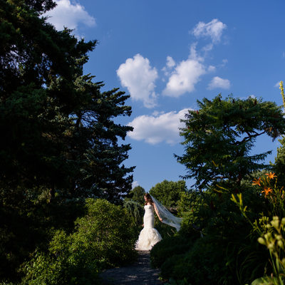 Wave Hill Weddings