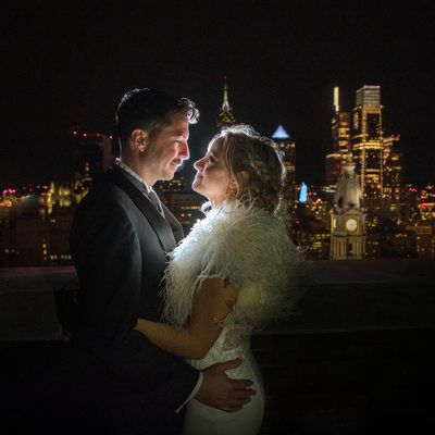 Loews Philadelphia PA wedding