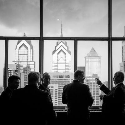 Loews Philadelphia Wedding Photographers