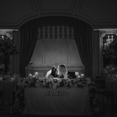 St. Regis NYC Wedding