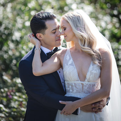 New York Botanical Garden Wedding Pictures