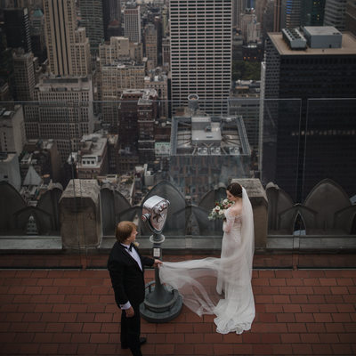 Top of the Rock Wedding Prices