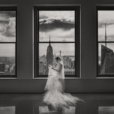 Top of the Rock Wedding Pictures