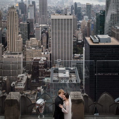 2019 Top of the Rock Wedding Pictures