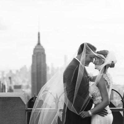 Top of the Rock Wedding Permit