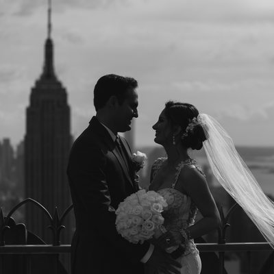 Top of the Rock Weddings
