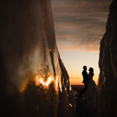 Adventure Elopement in Iceland