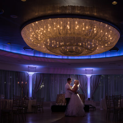Glen Cove Mansion Wedding Ballroom Photos