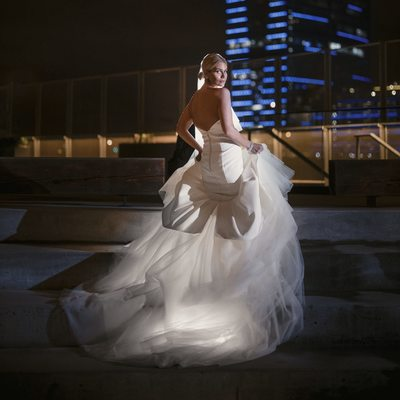 Fitler Club Philly Wedding Rooftop