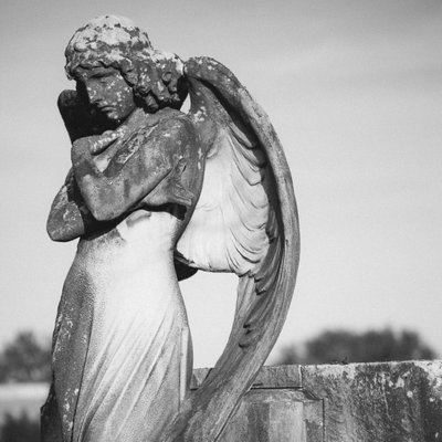 Green-Wood Cemetery Brooklyn Angels
