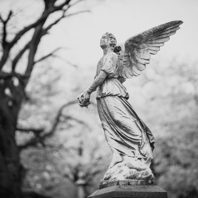 Green-Wood Cemetery Brooklyn Angel Pics