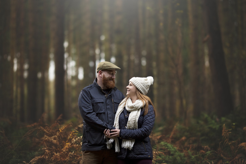 fellthorpe wood portrait photography norfolk