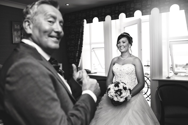 the imperial hotel gt yarmouth bride norfolk
