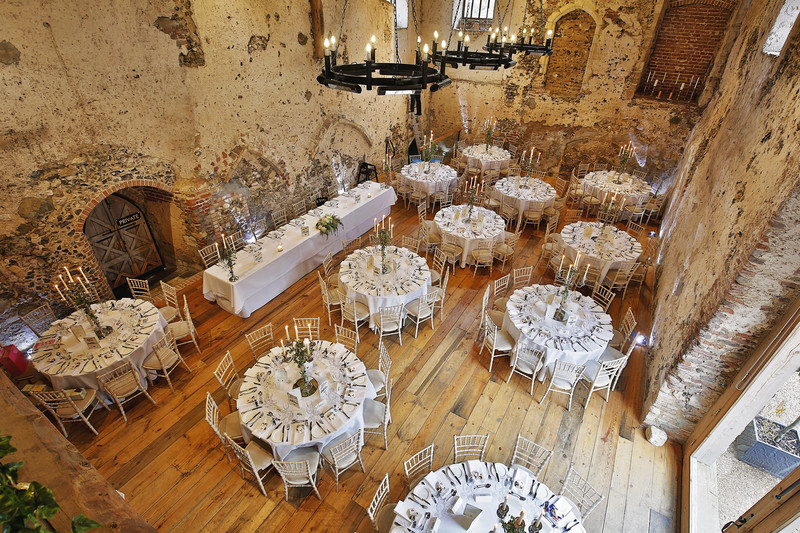 wedding at langley abbey norfolk