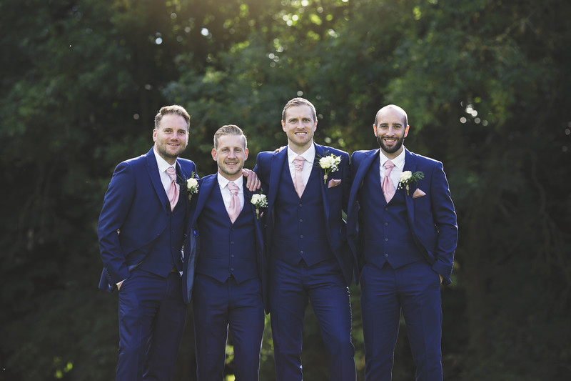 brasteds norfolk groomsman photography