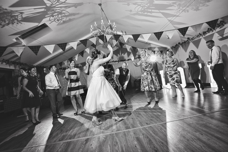 wedding celebration piggyback barns fakenham