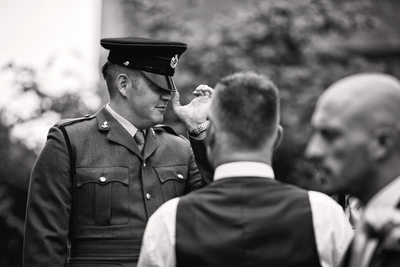 southwood hall military wedding norfolk